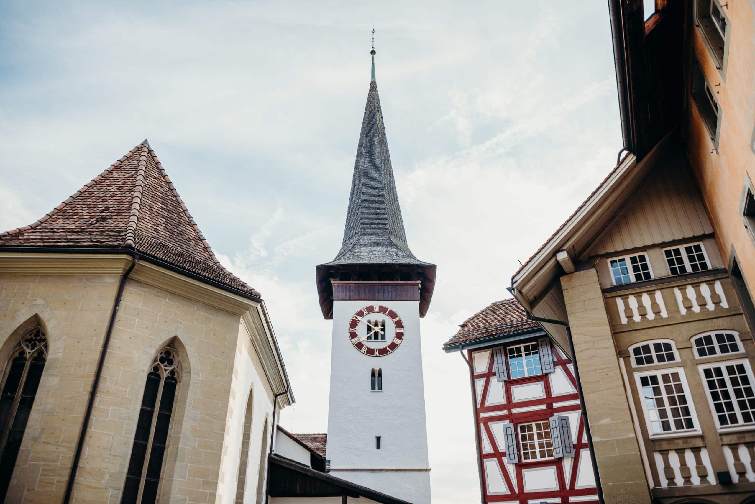 Köniz Castle Kulturhof schloss bern Switzerland