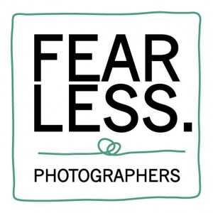 fearless photographer member badge for Meghan Lynch photography